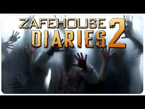 Zombies Swarming, Car Mechanic Fixing! | Zafehouse Diaries 2 Gameplay (Hard Mode)