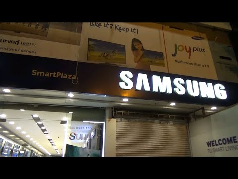 Samsung Smart Plaza Bangalore: Honest review