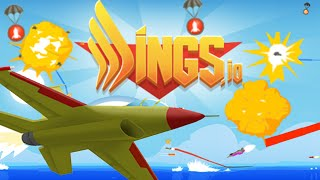 Wings.io New Addicting Multiplayer Online Shooting Game! Similar to Agar.io/Slither.io