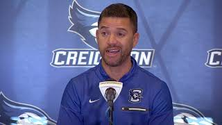 Creighton Men's Soccer - Johnny Torres - 11/13/18