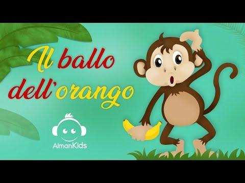 IL BALLO DELL'ORANGO - La Brigata Canterina