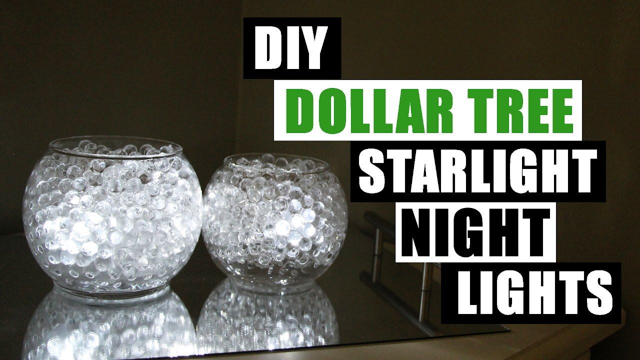 Dollar Tree Diy Starlight Night Lights Dollar Store Diy