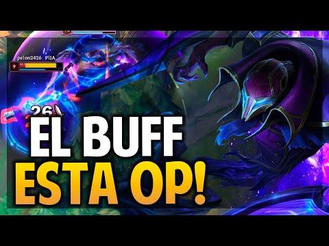 ¡EL BUFF A NOCTURNE LO HACE GOD TIER! | League of Legends