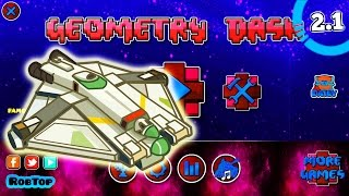 GALACTIC TEXTURE PACK by universe gameplay [YT] PARA GEOMETRY DASH 2.1 l PARA STEAM (HD) l