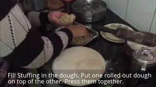 How to make Mooli Paratha | Tips on making Mooli Paratha | Stuffed Indian Bread Recipe