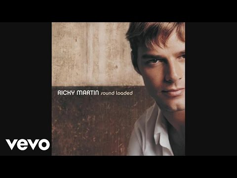 Ricky Martin - Nobody Wants to Be Lonely (audio)