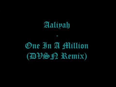 Aaliyah - One In A Million (dvsn Remix) Lyrics