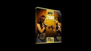 """EA UFC 3 - """"UFC Vault"""" UFC 220 Flashback Set Completed (Last Fight & Pack Opening)"""