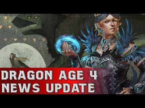 Dragon Age 4 News Update | New Protagonist, Plot Direction, Miscellaneous Details & More!
