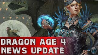 Dragon Age 4 News Update   New Protagonist, Plot Direction, Miscellaneous Details & More!
