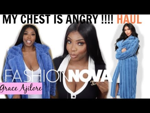FASHIONNOVA OH EXCUSE ME SIS!!!!   HAUL  TRY-ON  STORYTIME