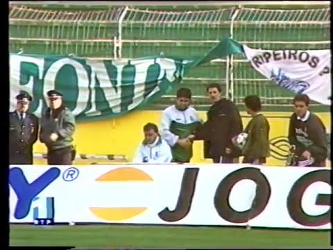 32J :: Sporting - 2 x Rio Ave - 2 de 1997/1998