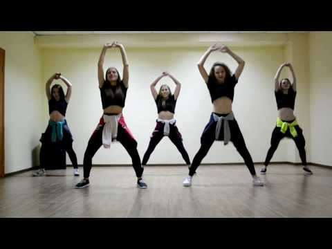 Dancehall ANELi TEAM TWERK(Leftside – Monkey Biznizz (Wiwek Remix))
