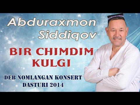 Abduraxmon Siddiqov -