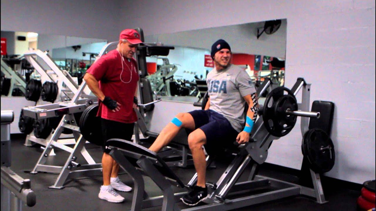 Power Lifting Motivation - Daniel Stephens