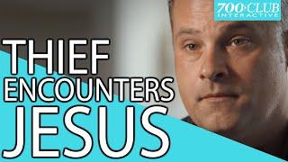 THIEF Encounters Jesus | Fขll Episode | 700 Club Interactive