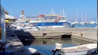 2014 Rhodos stad en haven