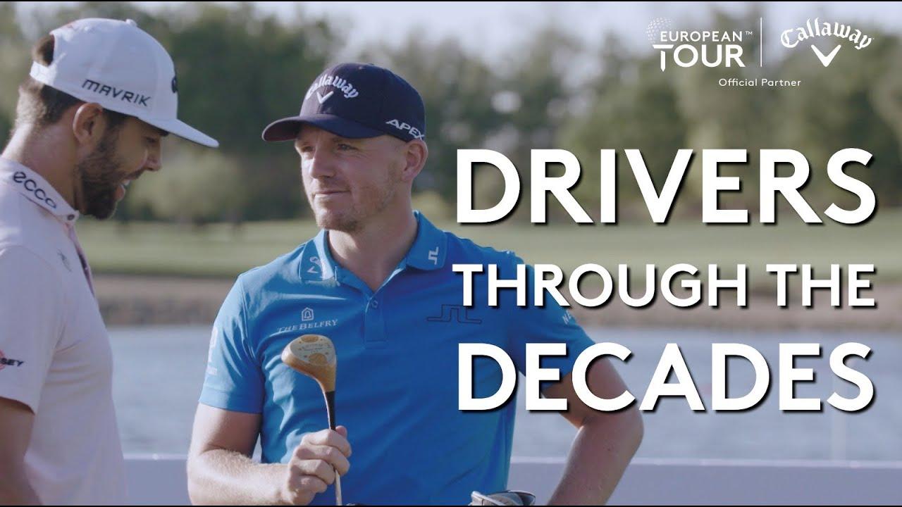 Old Golf Club Driving Challenge – Wallace vs Van Rooyen