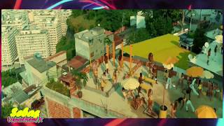 Muito Calor Remix - Anitta & Ozuna - Sebas Dj Lder del Visual - Official Video