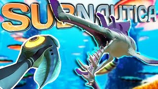 Subnautica | Part 49 | TAMING A STALKER!!