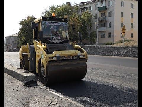 Почти 14 километров дорог капитально отремонтировали в этом году в Старом Осколе