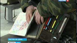 Взрыв на полигоне под Ростовом