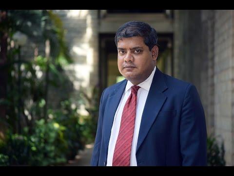 Prof. Sankarshan Basu, Finance & Accounting area, IIMB in a panel discussion on Demonetisation' 2