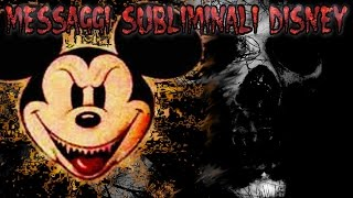 Messaggi Subliminali Disney - (Creepy Games - Creepypasta ITA)