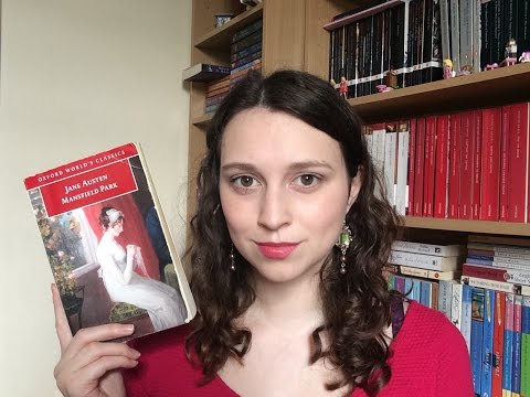 Classic Book Review: Mansfield Park by Jane Austen