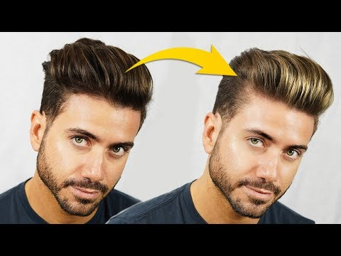 Should Men Get Hair Highlights Men S Summer Highlights And