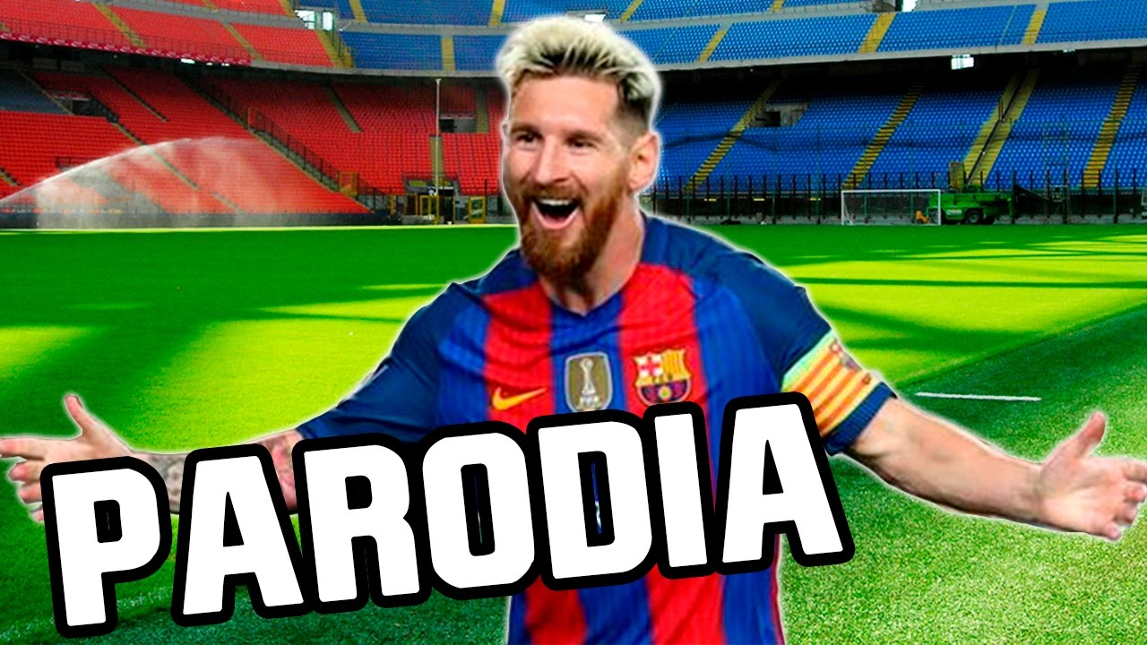 Canción De Messi Parodia Let Me Love You Justin Bieber Youtube