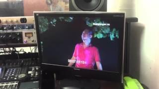 Hài Tết 2016: TRỞ VỀ - Hậu trường lồng tiếng - Nghệ sĩ Trung Hiếu