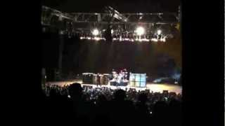 Slash - Anastasia + Speak Softly Love Godfather Theme at Byblos International Festival June 2012