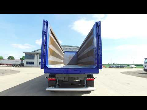 Newton Steel Tipping Trailer - The Lightest - for sale