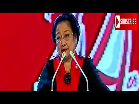 Pidato Megawati Ketua Umum PDIP @ HUT Ke 44 PDI Perjuangan