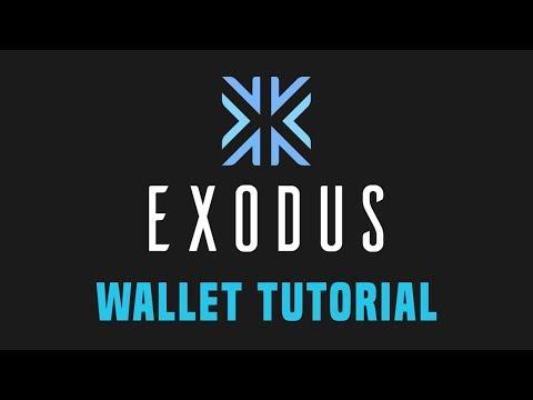 Exodus Desktop Wallet Breakdown | How To Crypto