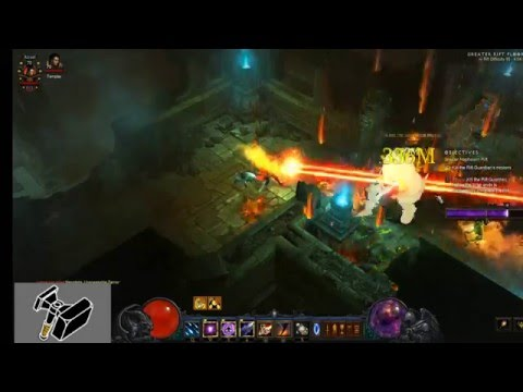 Diablo 3 2 4 PTR Brand New Wizard Disintegrate Build