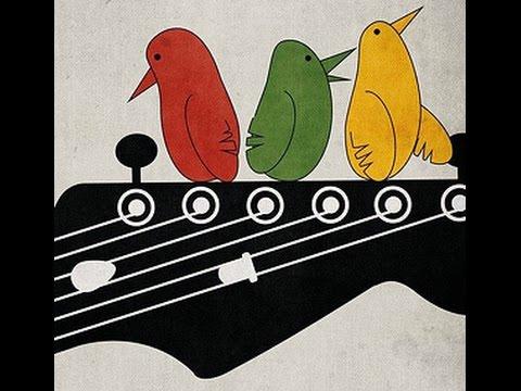 three little birds guitar pdf