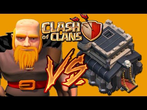 ONLY RIESEN VS RH9 MAX ★ CLASH OF CLANS ★★★ Let's Play COC ★ German Deutsch HD