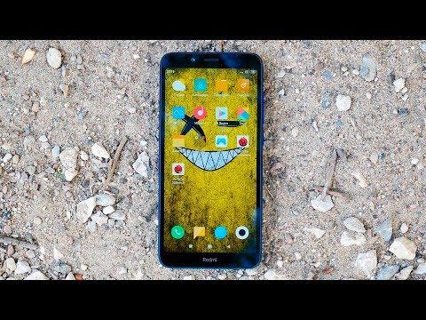 Xiaomi Redmi 7A - Обзор