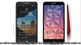 New Alcatel OneTouch Fierce XL renders reveal a Windows 10 and an Android version(New Alcatel OneTouch Fierce XL renders reveal a Windows 10 and an Android version., 2016-07-22T16:40:05.000Z)