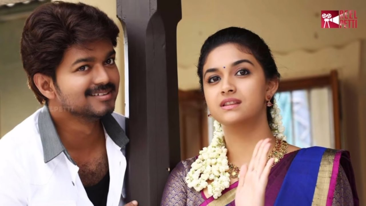Exclusive Bairavaa Movie Stills   Ilayathalapathy Vijay, Keerthy Suresh   Latest Kollywood News