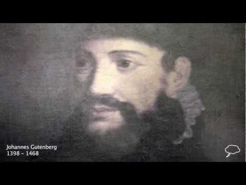 Johannes Gutenberg Biography