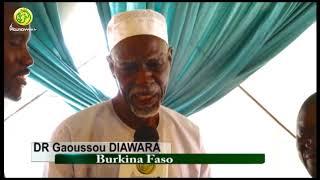 Grand Magal de Touba 2018: Les impressions du Dr  Diawara du burkuina Faso