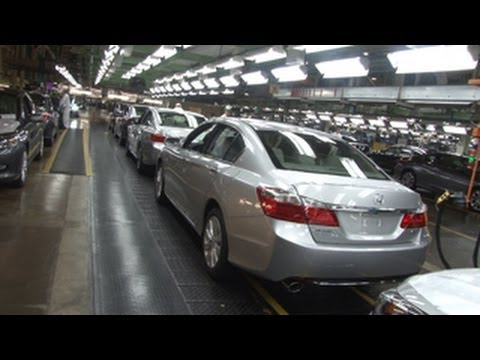 Honda's 30 Years of Manufacturing in the U.S. - Autoline Thi