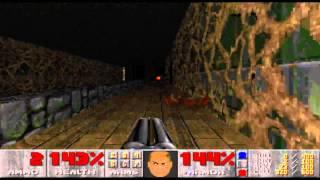 Master levels for Doom II - Garrison