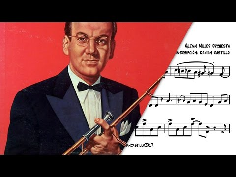 """In The Mood"" - Glenn Miller - 🎷Sax Alto transcription🎷"