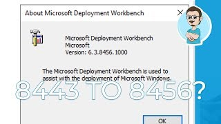 Can You Upgrade MDT 8443 to MDT 8456?