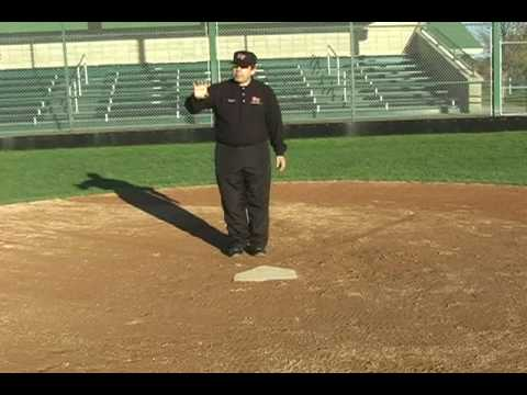Umpire Training With PLAYS AT THE PLATE Preview