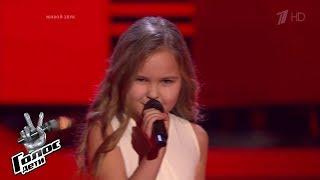 "Victoria Nikolaeva "" Truce"" - Blind Auditions – The Voice Kids RU – Season 6"